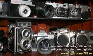 aparate de fotografiat vechi