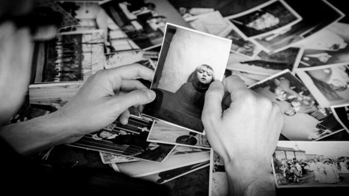 marirea unei fotografii